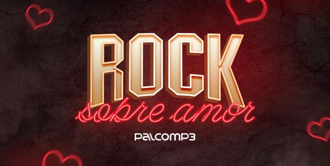 Imagem da playlist Rock sobre amor