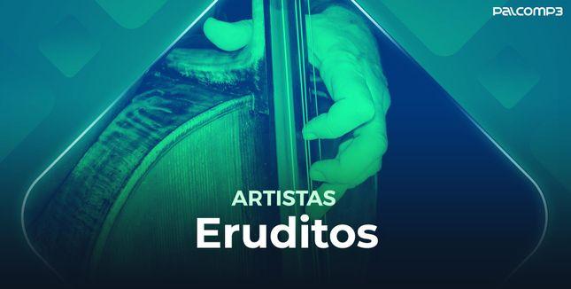 Imagem da playlist Artistas eruditos