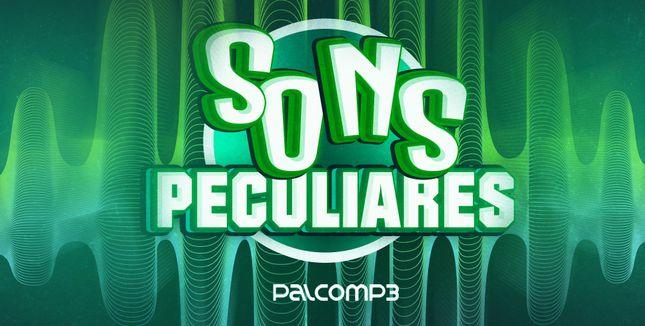 Imagem da playlist Sons peculiares