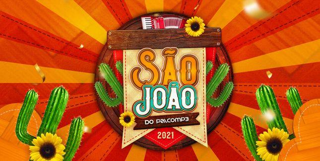 Imagem da playlist São João do Palco MP3 2021