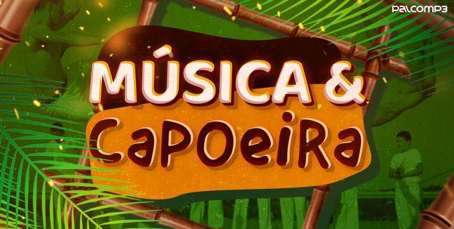 Imagem da playlist Música & capoeira