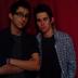 Neto Biazzon e Gabriel