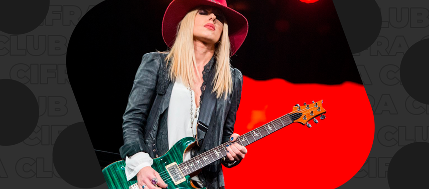 Post em destaque: 10 mujeres guitarristas que cambiaron la historia de la música