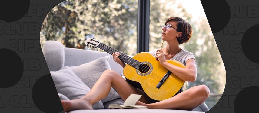 Post em destaque: Tips para estudiar la guitarra de forma organizada