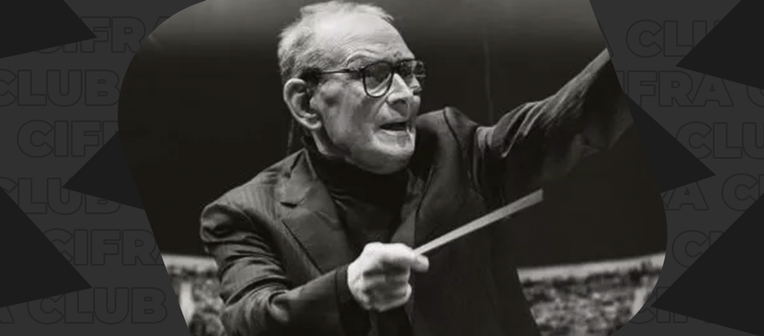 Post em destaque: Morre compositor Ennio Morricone, o mago do western