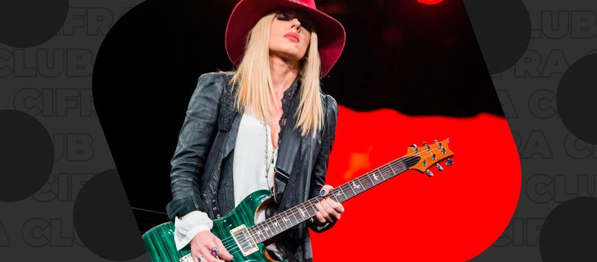 Post em destaque: Mulheres guitarristas que mudaram a história da música