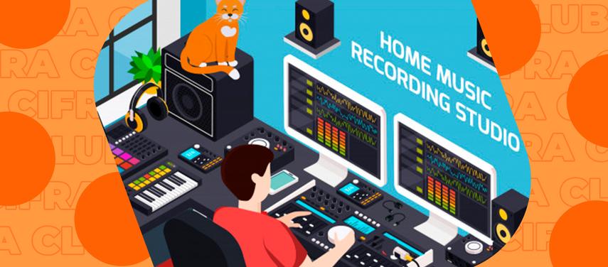 Post em destaque: Equipamentos de home studio: monte seu set up e saia gravando!