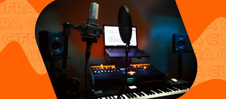 Post em destaque: Confira dicas de equipamentos de home studio com custo-benefício