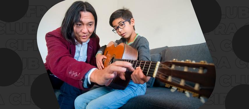 Post em destaque: Musicalização infantil: descubra o que é e como começar