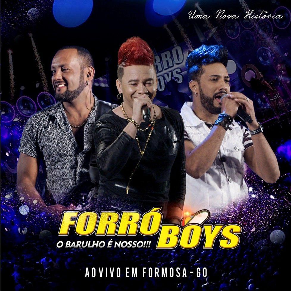 Banda Forró Boys - Palco MP3