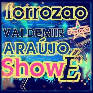 FORROZÃO VALDEMIR ARAÚJO É SHOW