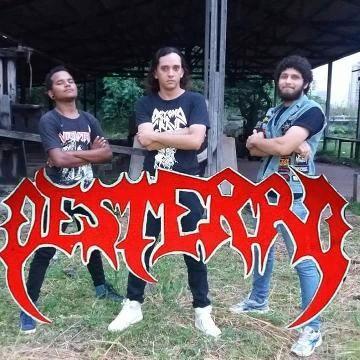 Desterro thrash metal