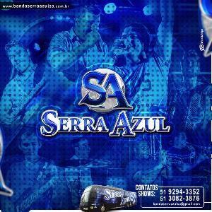 Serra Azul .