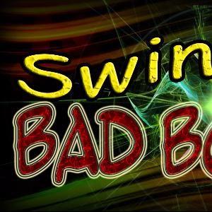 Bad boy on swing