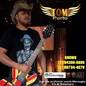 Tom Porto Cantor e compositor