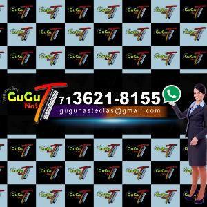 GuGu NaS TeCLaS (71) 3621-8155 (71) 9 8829-5664