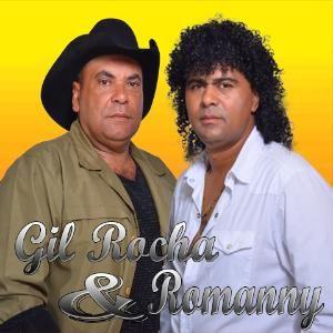 Gil Rocha e Romanny .