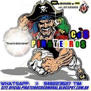 Pirateiro Cd´s o Moral!!!