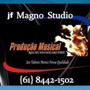 jf magno produtor de áudio e Ritmos e gravações