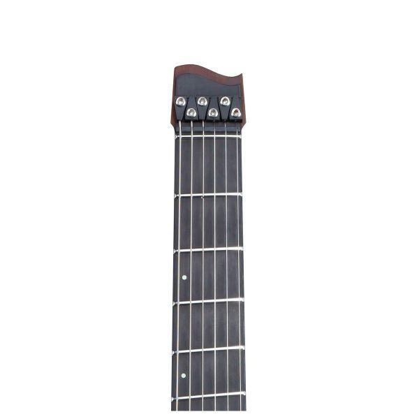 charme de headstock da guitarra