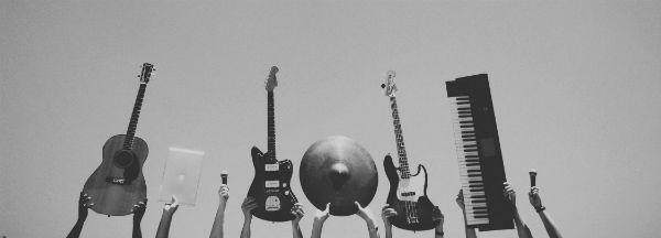 Tocar um instrumento musical é um excelente hábito