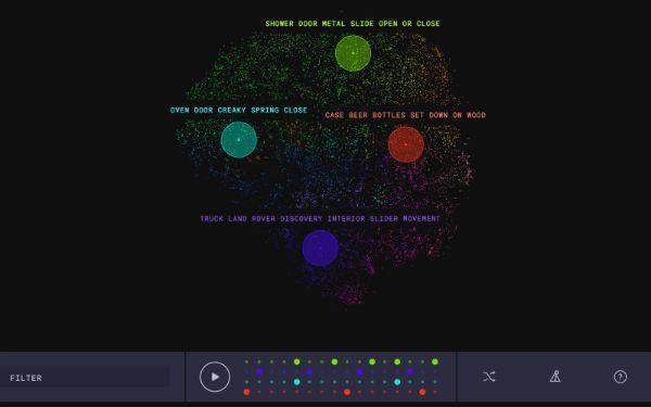 Infinite Drum mapeia sons cotidianos e os transforma em música