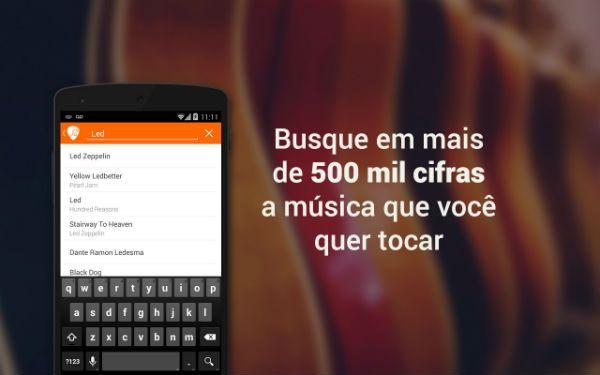 App do Cifra Club