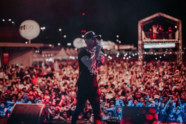 Hungria Hip Hop sabe como pilotar uma plateia