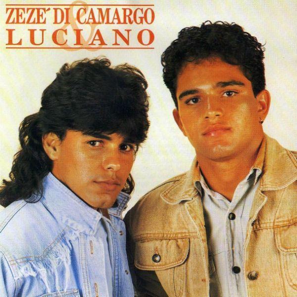 Capa do disco de estreia de Zezé di Camargo & Luciano