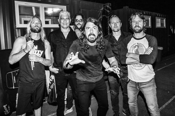 Foo Fighters está a caminho do Rock in Rio