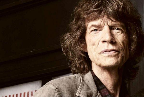 Mick Jagger, astro do rock passa bem