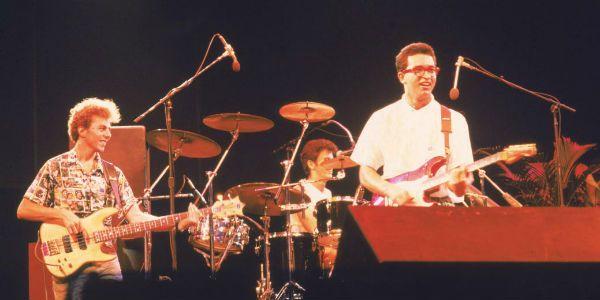 Os Paralamas do Sucesso tocaram Meu Erro, em janeiro 1985, no Rock in Rio I