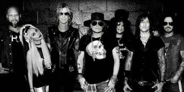 Boatos indicam novo disco do Guns N' Roses