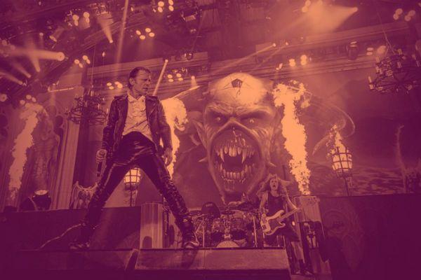 Iron Maiden faz história no Rock in Rio
