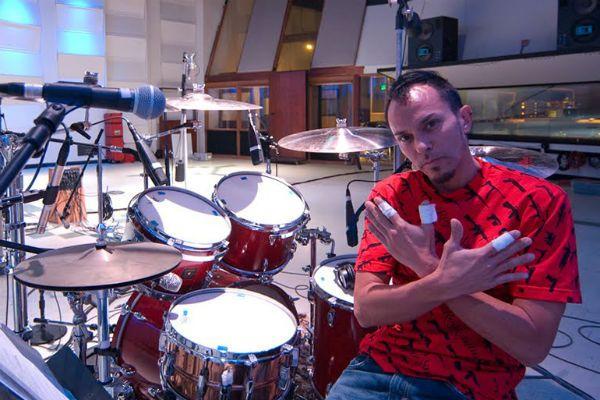 Bryan Mantia, baterista