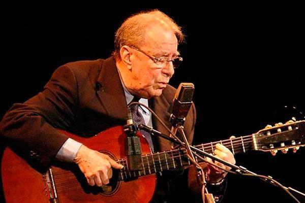 João Gilberto, ícone da música brasileira