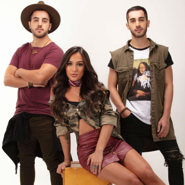 Melim, trio familiar que faz pop good vibes