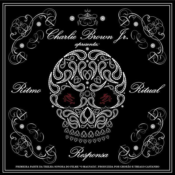 Charlie Brown Jr. - Ritmo, Ritual e Responsa, capa do disco