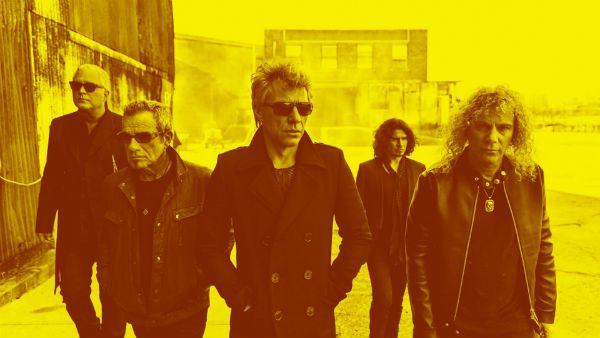 Bon Jovi vem ao Brasil para o Rock in Rio 2019