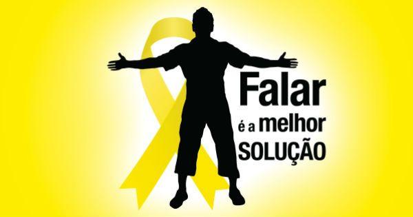 Setembro Amarelo, campanha de prevenção ao suicídio