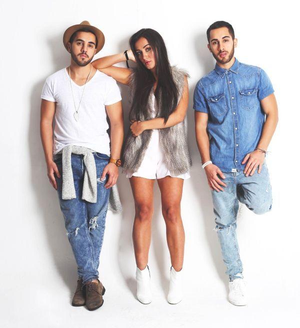 Melim é um trio musical familiar natural de Niterói