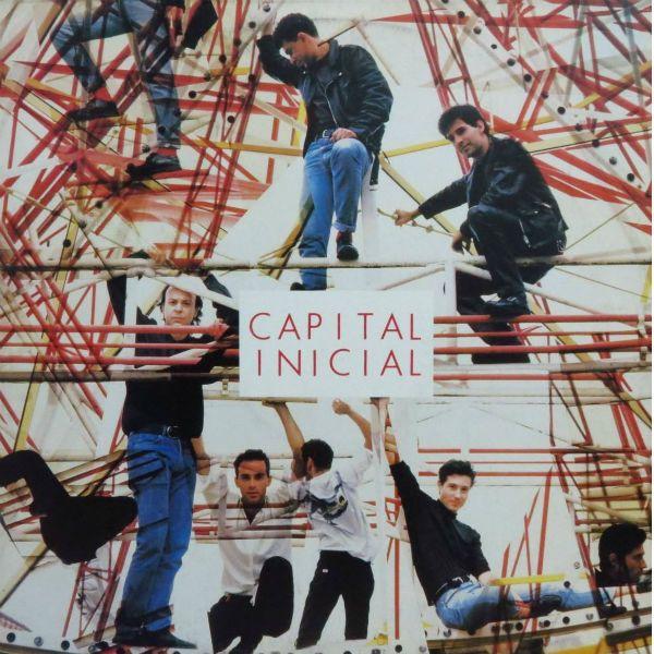 Capa de Você Não Precisa Entender, terceiro disco do Capital Inicial