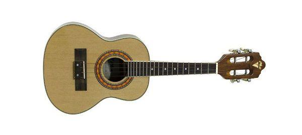 Cavaquinho e ukulele são instrumentos diferentes