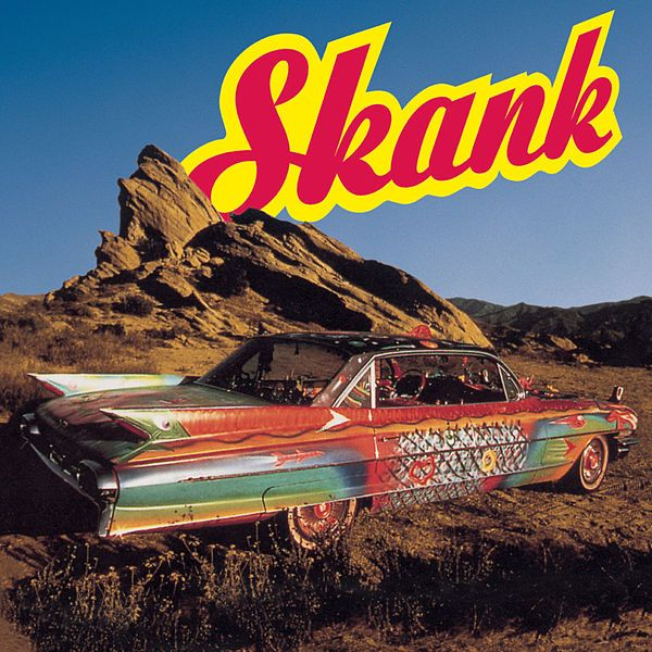 Capa de Maquinarama, o quinto disco do Skank
