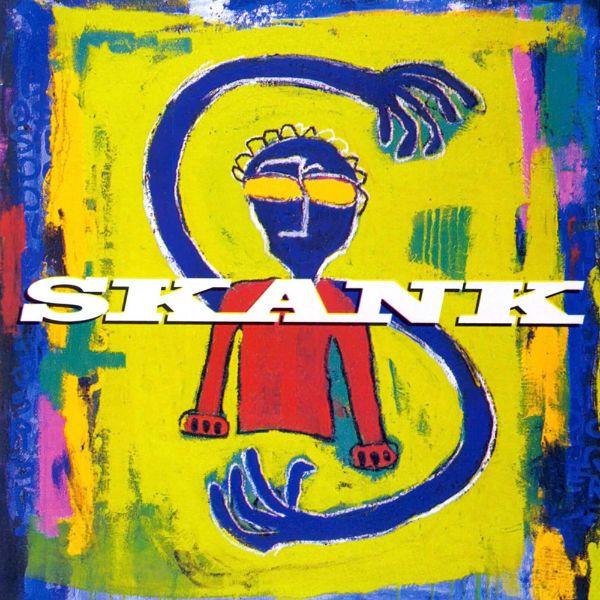 Capa de Siderado, quarto disco do Skank