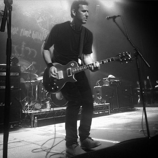 Franz Stahl, guitarrista que foi demitido do Foo Fighters