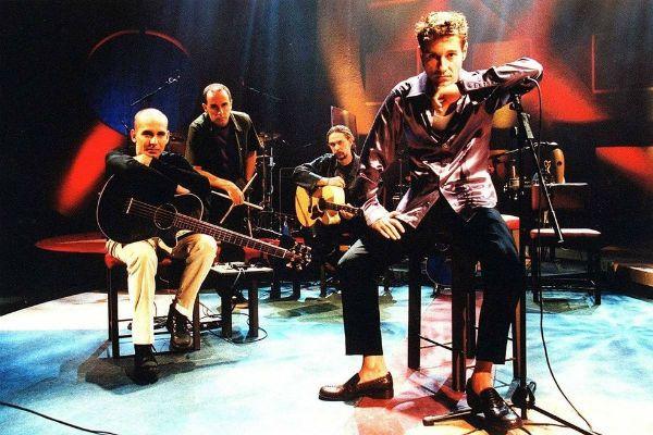 Capital Inicial no Acústico MTV, disco lançado em 2000