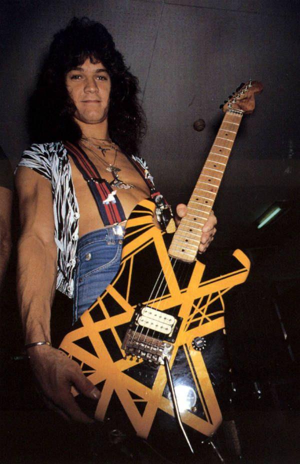 '79 Bumblebee, guitarra usada no segundo disco do Van Halen