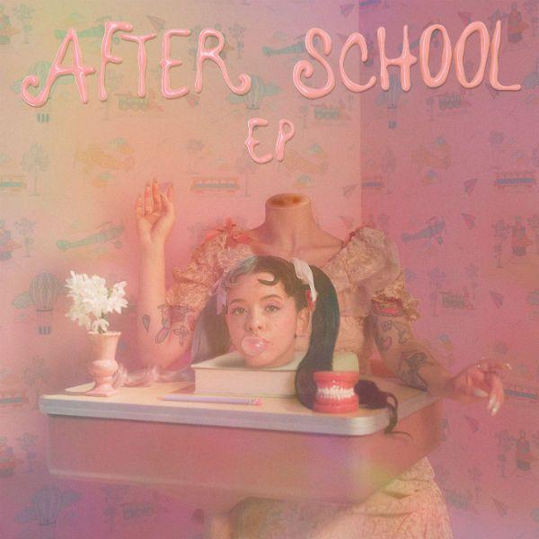 Capa do EP After School, de Melanie Martinez