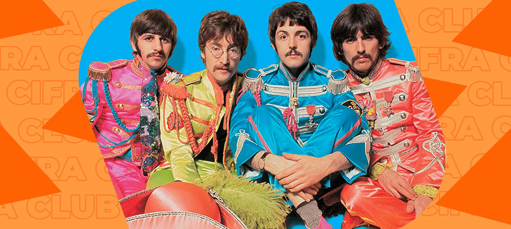 Músicas dos Beatles: aprenda a tocar as melhores | Blog do Cifra Club